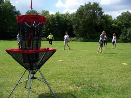 Disc golf - Parc d'Olhain