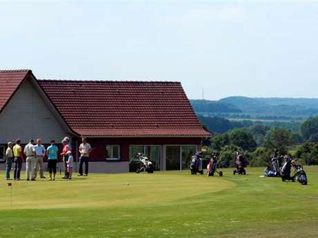 Golf 9 trous - Parc d'Olhain