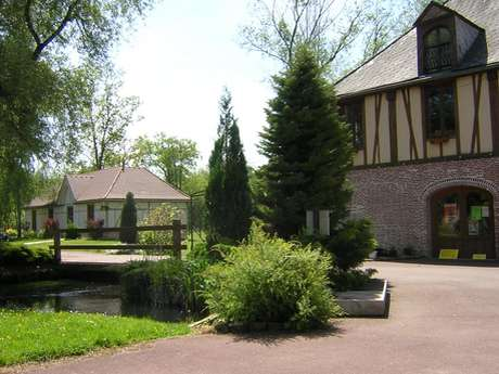 Le Moulin d'Eguebaude