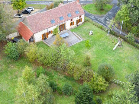 Location Gîtes de France - LE BOURG D'HEM - 12 personnes - Réf : 23G1354