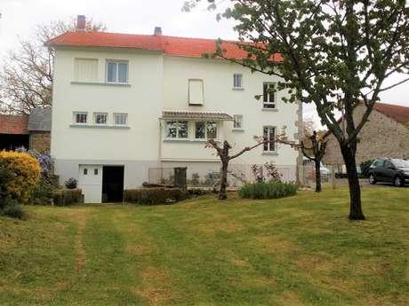 Location Gîtes de France - SAINT PIERRE CHERIGNAT - 5 personnes - Réf : 23G2001