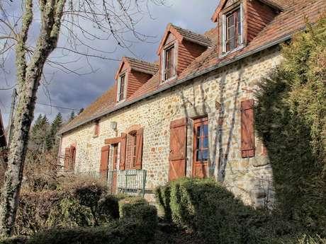 Location Gîtes de France - SAINT VAURY - 14 personnes - Réf : 23G570