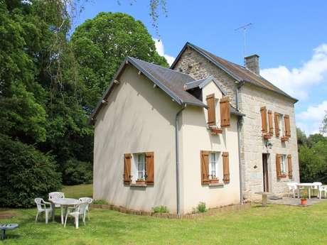 Location Gîtes de France - LUPERSAT - 6 personnes - Réf : 23G902