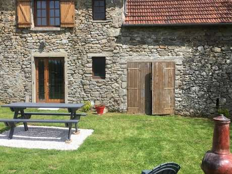 Location Gîtes de France - SAINT GEORGES LA POUGE - 5 personnes - Réf : 23G1437
