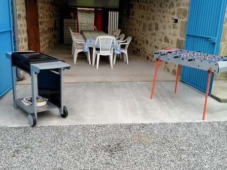 Location Gîtes de France - CHAMPAGNAT - 10 personnes - Réf : 23G1497