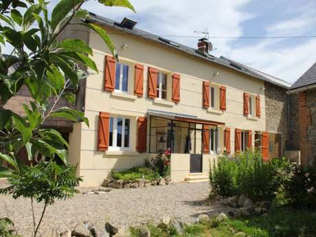 Chambres d'hôtes Gîtes de France - MAINSAT - 2 chambres - Réf : 23G0664