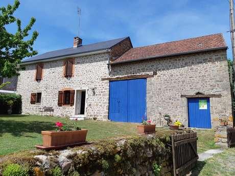 Location Gîtes de France - SAINT PRIEST - 5 personnes - Réf : 23G975