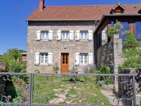 Location Gîtes de France - SERMUR - 7 personnes - Réf : 23G1048