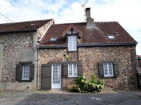 Location Gîtes de France - FRESSELINES - 8 personnes - Réf : 23G567