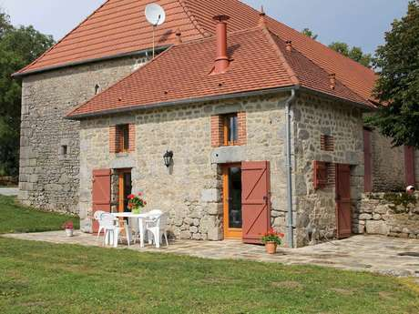 Location Gîtes de France - PEYRAT LA NONIERE - 2 personnes - Réf : 23G1335