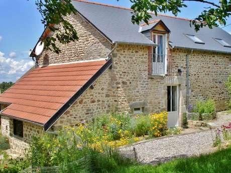 Location Gîtes de France - SANNAT - 5 personnes - Réf : 23G1100