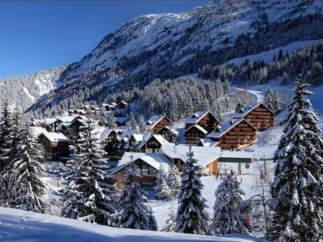 Ski Loc Oz - L'Hermine