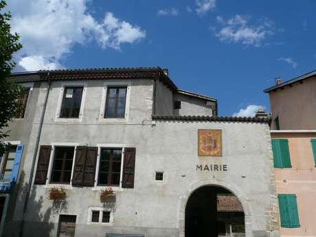 Mairie d'Aspres sur Buëch