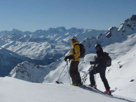 Ski de randonnée - Ecole de Porte