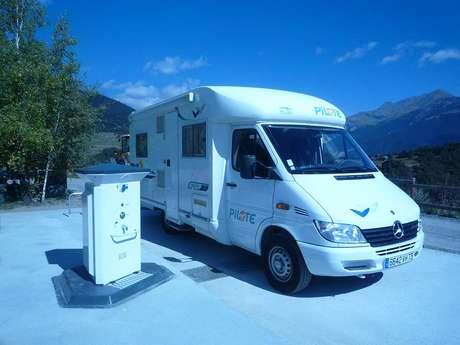 Euro relais - Aire de service camping-car