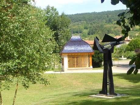 Parc municipal Pré de la Cour de Meillonnas