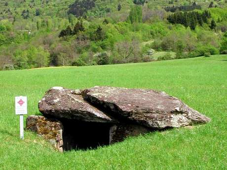 Dolmen de la Cave aux fées