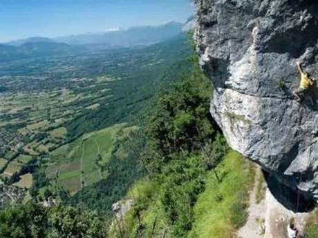 Site d'escalade du Luisset