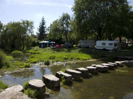 Camping Municipal de Simandre/Suran