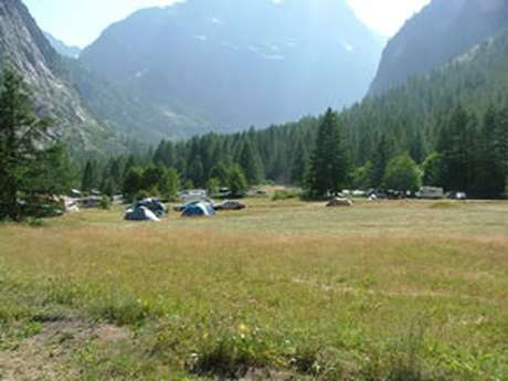 Camping Ailefroide