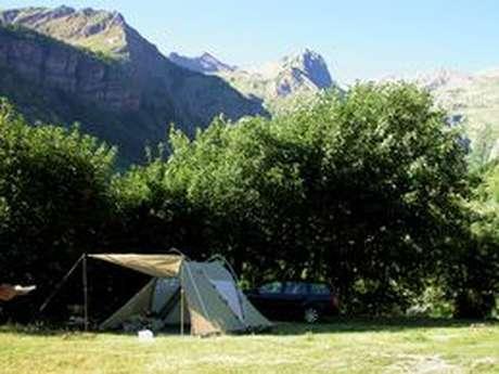 Aire Naturelle de camping La Casse