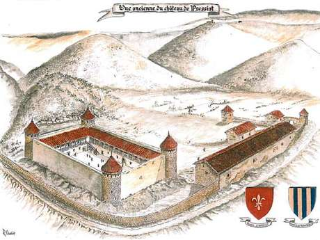 Château de Pressiat