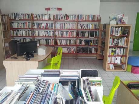 """Bibliothèque """"La Forêt des Livres"""""""