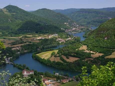 Rivière d'Ain