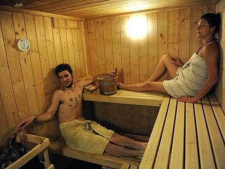 Spa, sauna, hammam