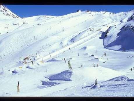 Snowpark - Hiver 2600 m
