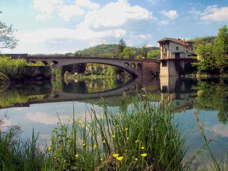Pont de Thoirette