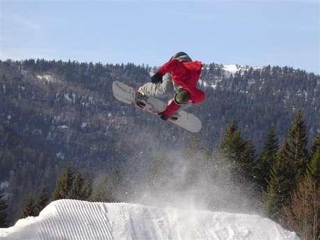 C2P - Snowpark Col de Porte