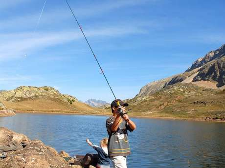Fishing in Oisans (Circuit n°18)