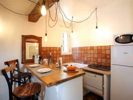 La Closerie de l'Hermitage - Chez Ti - Lemonnier Sophie
