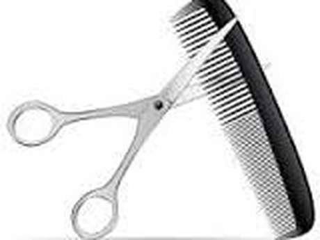 Home hairdressing