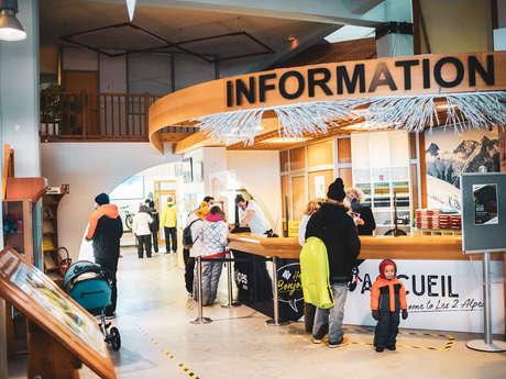 Espace wifi - Office de Tourisme Central