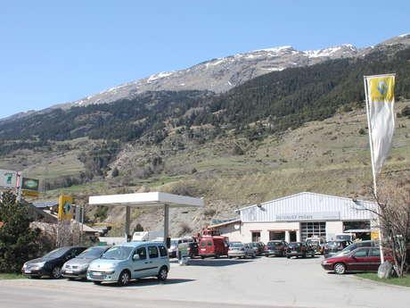 Garage Motrio Burdin Frères