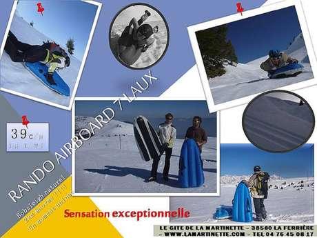 """"""" Coeur de Belledonne"""" votre centre de montagne"""