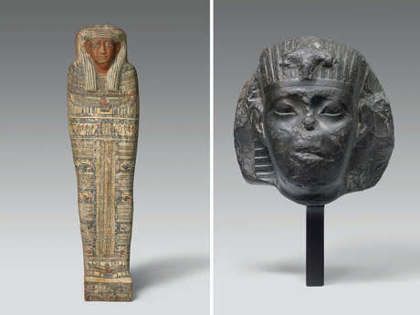 Pharaoh, Osiris and the Mummy: Ancient Egypt