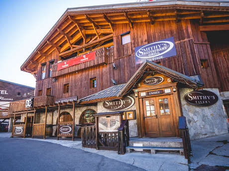 Bar Smithy's Tavern