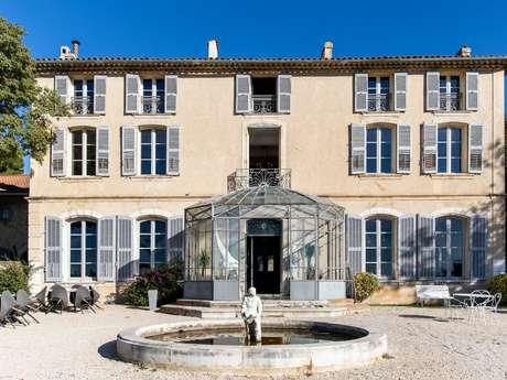 La Villa Brignac, le restaurant