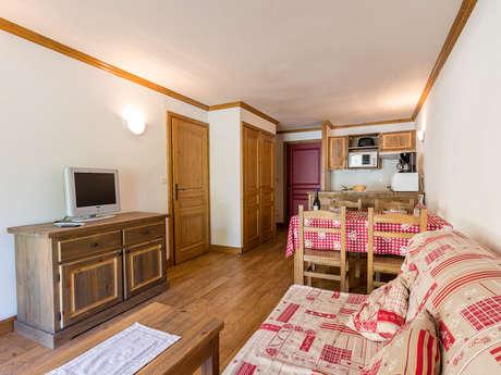 Résidence Le Clos Vanoise - Apartment 2 rooms cabine 6 people - CV2