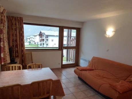 Résidence Les Balcons Des Curtious - Appartement 2 pièces cabine 6 personnes - BA4