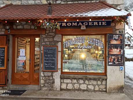 Fromagerie Arpin
