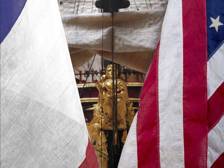 Das Marine-museum – Denkmal des Admirals von Grasse