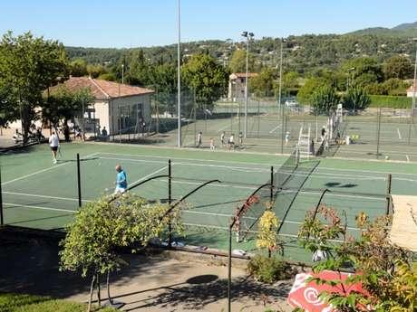 Tennis club le grand jardin