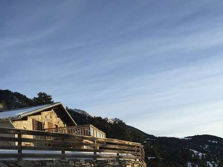 Chalet-Refuge de Chantovent