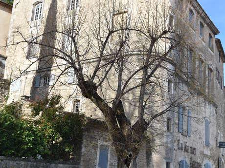 Hôtel Girardet de Castelas