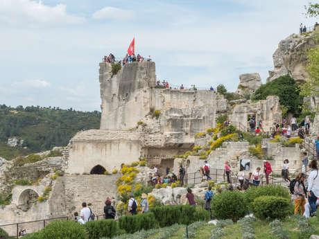 Excursion en car : les Baux de Provence