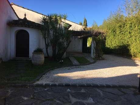 MADAME BADIEU Marie- Maison 3 pièces avec jardin